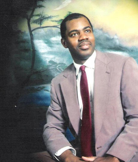 Pastor Jeffery J. Hayes
